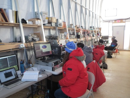 Everyone working on or looking at software: the GSE, the distributor, or the GRB monitor program